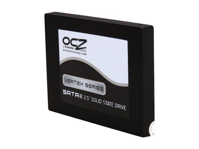 "OCZ Vertex Series OCZSSD2-1VTX250G 2.5"" 250GB SATA II MLC Internal Solid State Drive (SSD)"