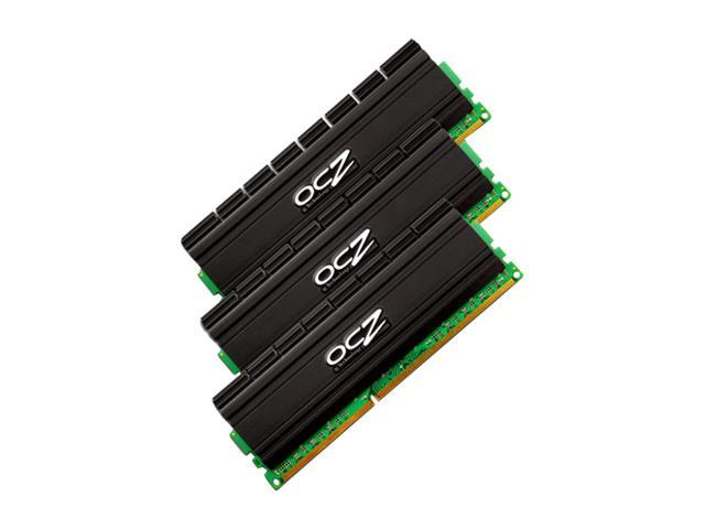 OCZ Blade Series 6GB (3 x 2GB) 240-Pin DDR3 SDRAM DDR3 2000 (PC3 16000) Desktop Memory Model OCZ3B2000LV6GK