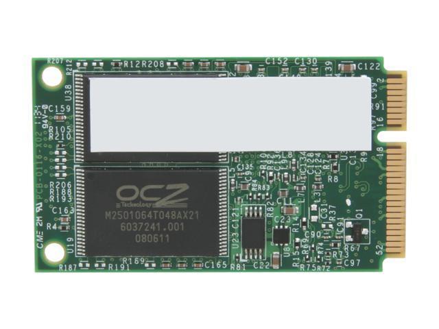 OCZ Nocti Series 30GB Mini-SATA (mSATA) MLC Internal Solid State Drive (SSD) NOC-MSATA-30G