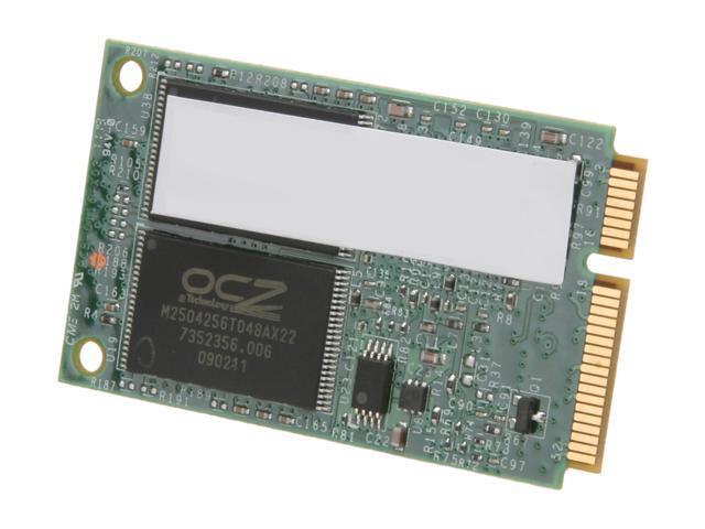 OCZ Nocti Series 120GB Mini-SATA (mSATA) MLC Internal Solid State Drive (SSD) NOC-MSATA-120G