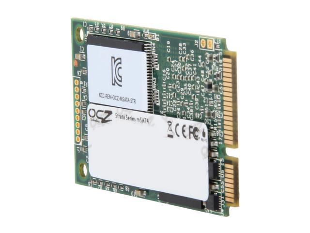 OCZ Strata Series 60GB Mini-SATA (mSATA) MLC Internal Solid State Drive (SSD) STR-MSATA-60G