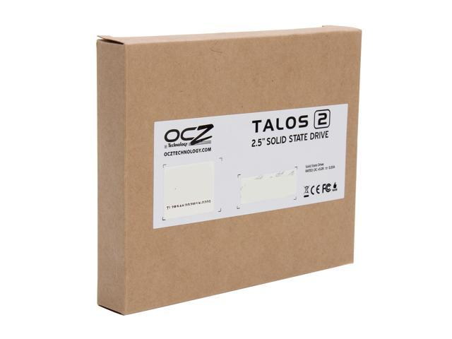 "OCZ Talos 2 R Series 2.5"" Dual-Port SAS 6.0 Gbit/s (Full Duplex/Active-Active) Synchronous Mode Multi-Level Cell (MLC) TL2RSAK2G2M1X-0200"