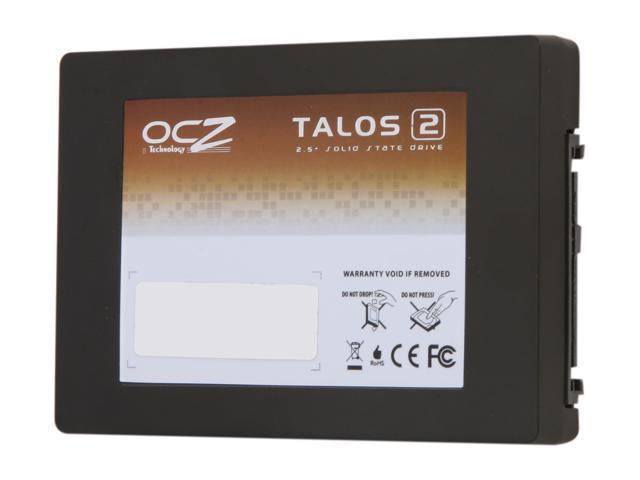 "OCZ Talos 2 C Series 2.5"" Dual-Port SAS 6.0 Gbit/s (Full Duplex/Active-Active) Synchronous Mode Multi-Level Cell (MLC) TL2CSAK2G2M1X-0240 - OEM"