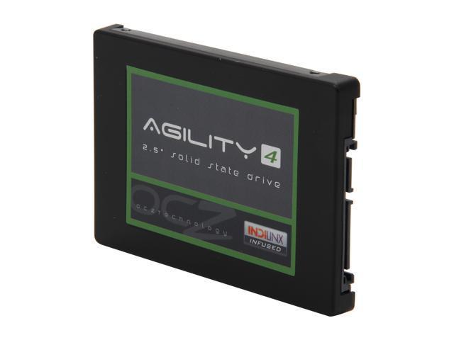 "OCZ Agility 4 2.5"" 128GB SATA III MLC Internal Solid State Drive (SSD) AGT4-25SAT3-128G"