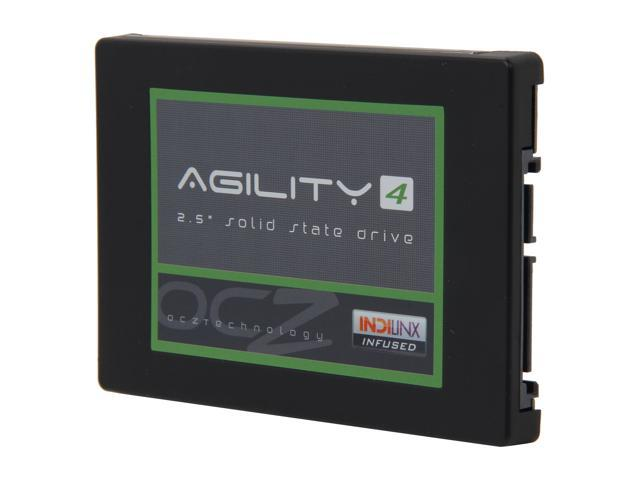 "OCZ Agility 4 2.5"" 512GB SATA III MLC Internal Solid State Drive (SSD) AGT4-25SAT3-512G"
