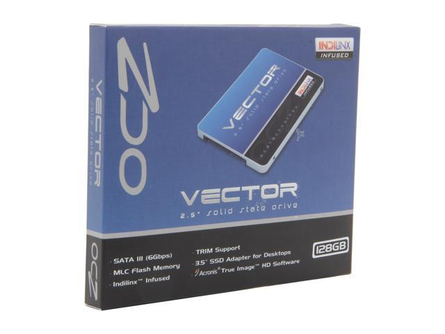 "OCZ Vector Series 2.5"" 128GB SATA III MLC VTR1-25SAT3-128G"