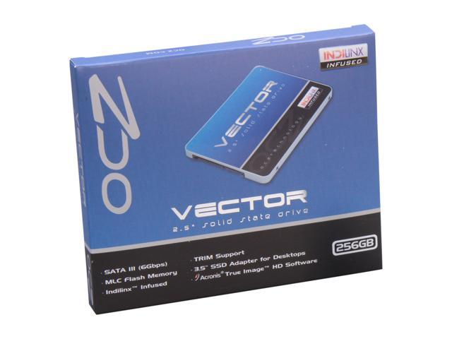 "OCZ Vector Series 2.5"" 256GB SATA III MLC VTR1-25SAT3-256G"