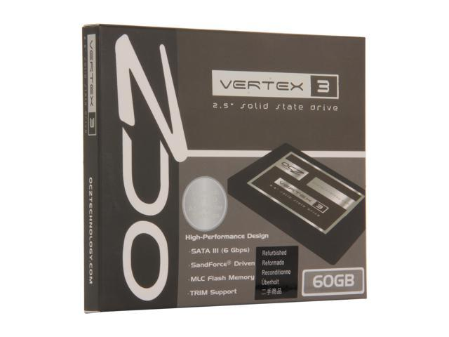 Manufacturer Recertified OCZ Vertex 3 2.5