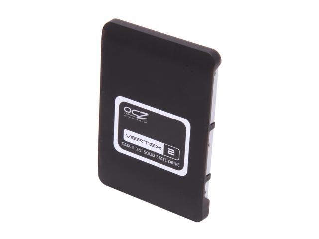 "Manufacturer Recertified OCZ Vertex 2 3.5"" 90GB SATA II MLC Internal Solid State Drive (SSD) OCZSSD3-2VTX90G"