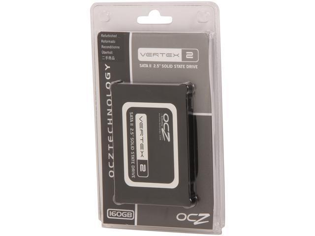 Manufacturer Recertified OCZ Vertex 2 OCZSSD2-2VTX160G 2.5
