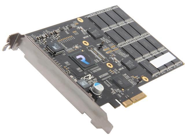 Manufacturer Recertified OCZ RevoDrive PCI-E x4 120GB PCI Express MLC Internal Solid State Drive (SSD) OCZSSDPX-1RVD0120