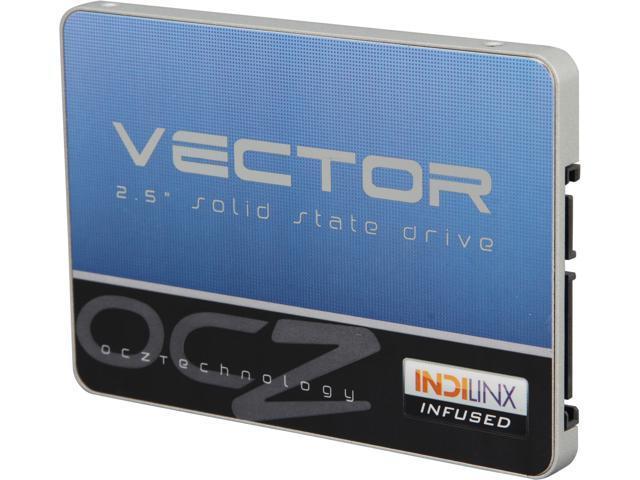 "Manufacturer Recertified OCZ Vector Series 2.5"" 256GB SATA III MLC VTR1-25SAT3-256G"