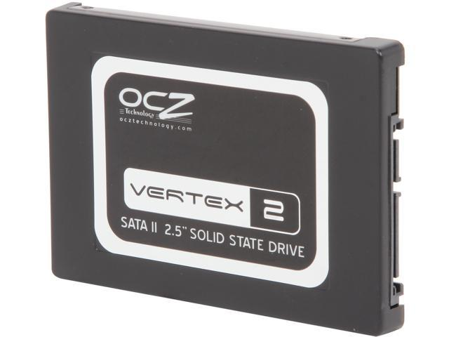 "OCZ Vertex 2 2.5"" 40GB SATA II MLC Internal Solid State Drive (SSD) OCZSSD2-2VTX40G.RF"