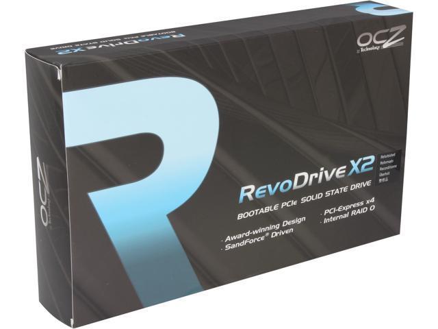 OCZ RevoDrive X2 PCI-E 160GB PCI-Express x4 MLC Internal Solid State Drive (SSD) OCZSSDPX-1RVDX0160
