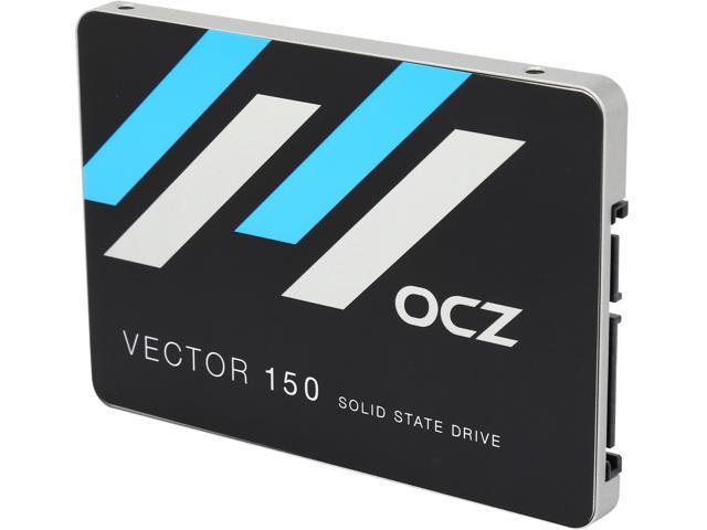 "OCZ Vector 150 Series 2.5"" 120GB SATA III MLC Internal Solid State Drive (SSD) VTR150-25SAT3-120G"