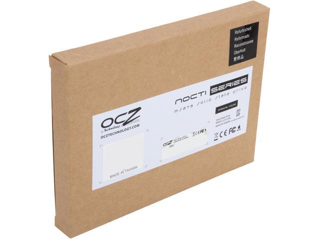 OCZ Nocti Series 60GB Mini-SATA (mSATA) MLC Internal Solid State Drive (SSD) NOC-MSATA-60G.RF