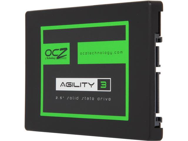 "OCZ Agility 3 2.5"" 360GB SATA III MLC Internal Solid State Drive (SSD) AGT3-25SAT3-360G.RF"