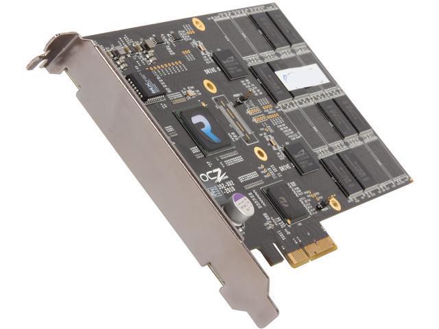 OCZ RevoDrive PCI-Express x4 50GB PCI Express MLC Internal Solid State Drive (SSD) OCZSSDPX-1RVD0050.RF
