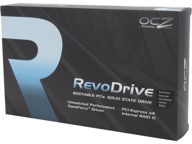 OCZ RevoDrive PCI-Express x4 80GB PCI Express MLC Internal Solid State Drive (SSD) OCZSSDPX-1RVD0080.RF