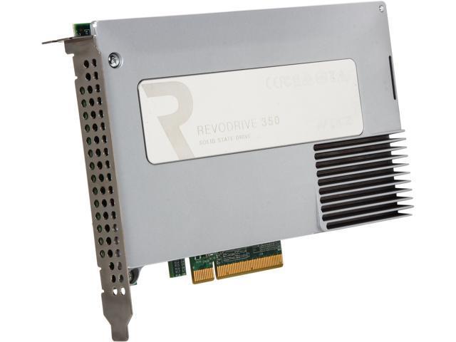 OCZ RevoDrive 350 Series PCI-E 240GB PCI-Express 2.0 x8 MLC Internal Solid State Drive (SSD) RVD350-FHPX28-240G
