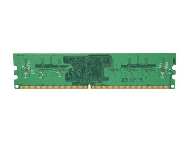 G.SKILL 512MB 240-Pin DDR2 SDRAM DDR2 533 (PC2 4200) System Memory Model F2-4200PHU1-512NT