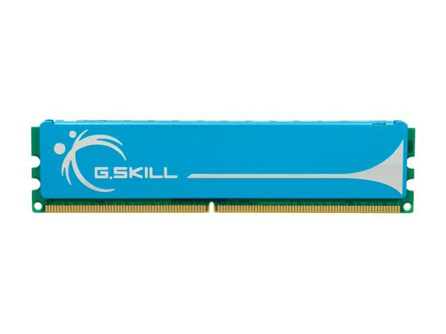 G.SKILL 1GB 240-Pin DDR2 SDRAM DDR2 800 (PC2 6400) Desktop Memory Model F2-6400CL4S-1GBPK