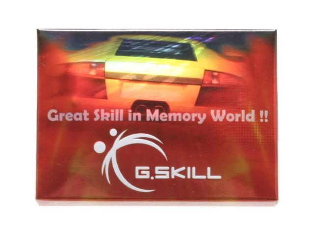 G.SKILL 2GB 200-Pin DDR2 SO-DIMM DDR2 533 (PC2 4200) Laptop Memory Model F2-4200CL4S-2GBSA