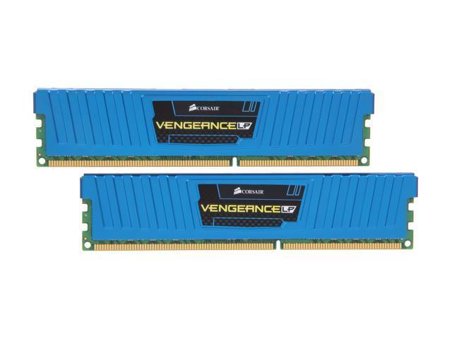 CORSAIR Vengeance LP 16GB (2 x 8GB) 240-Pin DDR3 SDRAM DDR3 1600 (PC3 12800) Desktop Memory Model CML16GX3M2A1600C10B