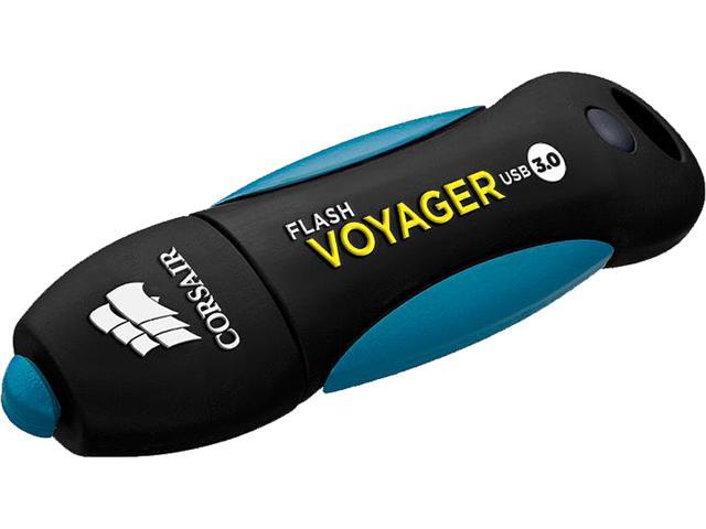 Corsair 32GB Voyager USB 3.0 Flash Drive, Speed Up to 200MB/s (CMFVY3A-32GB)