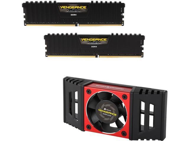 CORSAIR Vengeance LPX 8GB (2 x 4GB) 288-Pin DDR4 SDRAM DDR4 3600 (PC4 28800) Desktop Memory Model CMK8GX4M2B3600C18