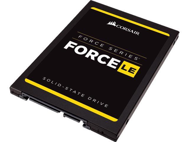 "Corsair Force LE 2.5"" 480GB SATA III TLC Internal Solid State Drive (SSD) CSSD-F480GBLEB"