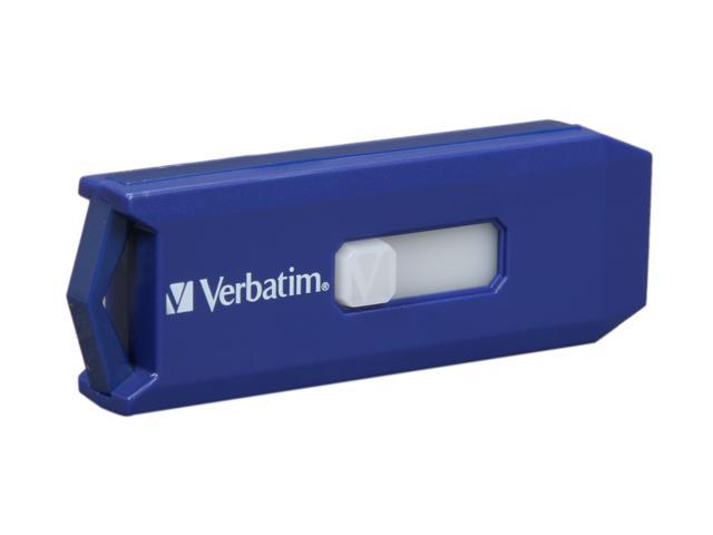 Verbatim Smart 8GB USB 2.0 Flash Drive Model 97088