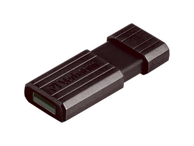 Verbatim Pinstripe 64GB USB 2.0 Flash Drive Model 49065