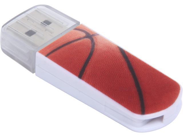 Verbatim Store 'n' Go Sports Edition 8GB Mini USB Flash Drive Model 98507
