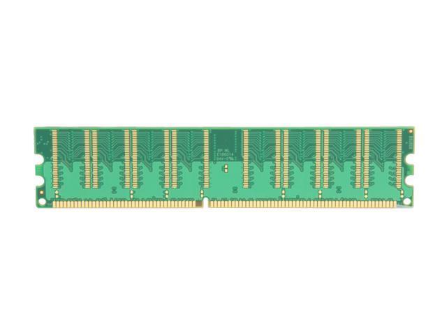 PNY Optima 512MB 184-Pin DDR SDRAM DDR 400 (PC 3200) Desktop Memory Model MD0512SD1-400