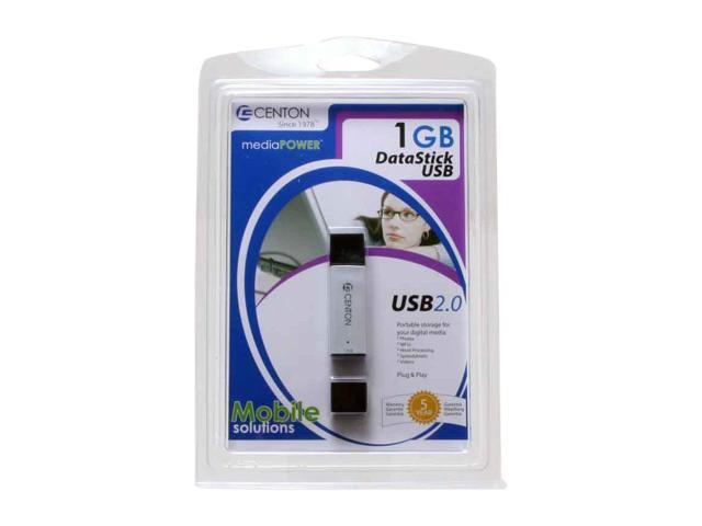 CENTON 1GB Flash Drive (USB2.0 Portable)
