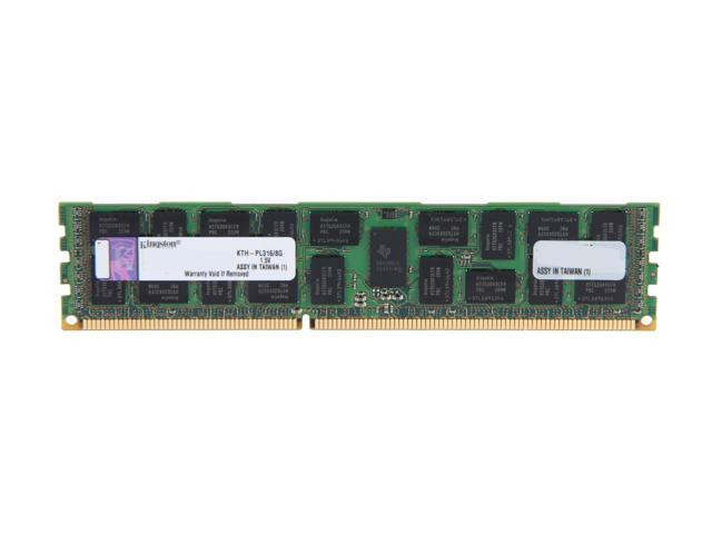 Kingston 8GB 240-Pin DDR3 SDRAM System Specific Memory