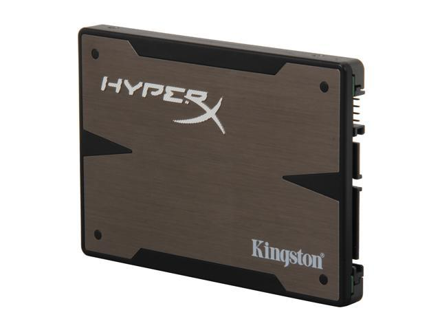 "HyperX 3K 2.5"" 120GB SATA III MLC Internal Solid State Drive (SSD) (Stand-Alone Drive) SH103S3/120G"