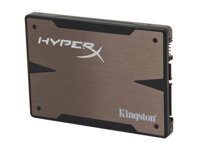 "Kingston HyperX 3K 2.5"" 480GB SATA III MLC Internal Solid State Drive (SSD) (Stand-Alone Drive) SH103S3/480G"