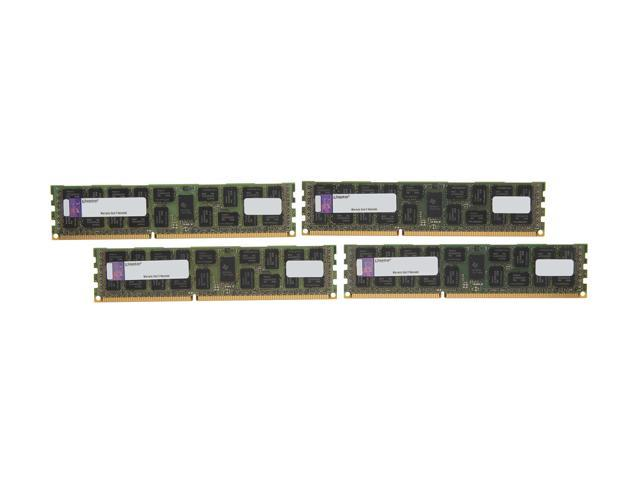 Kingston 16GB (4 x 4GB) 240-Pin DDR3 SDRAM System Specific Memory