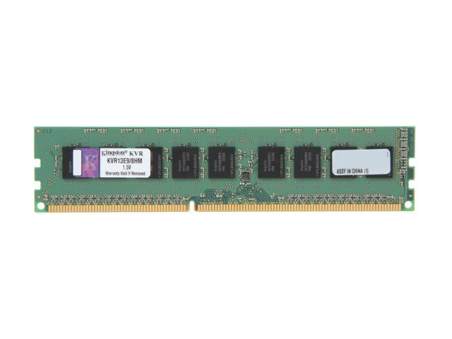 Kingston 8GB 240-Pin DDR3 SDRAM ECC Unbuffered DDR3 1333 Server Memory Server Hynix M Model KVR13E9/8HM
