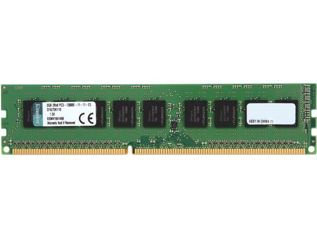 Kingston 8GB DDR3 1600 ECC System Specific Memory Model D1G72K110