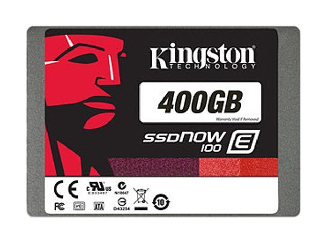 Kingston SSDNow E100 SE100S37/400G 2.5