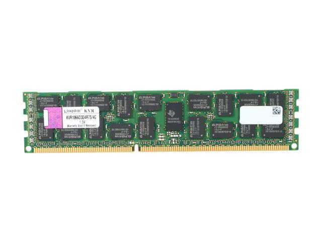 Kingston 8GB 240-Pin DDR3 SDRAM DDR3 1333 ECC Registered System Specific Memory Model KTM-SX313LS/8G
