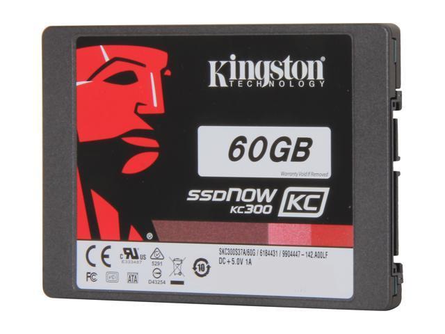Kingston SSDNow KC300 SKC300S37A/60G 2.5