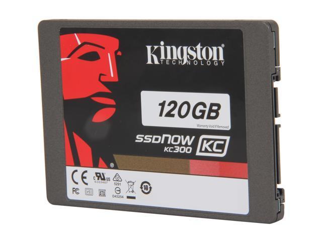 Kingston SSDNow KC300 SKC300S37A/120G 2.5