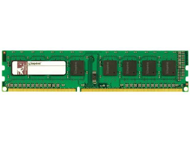 Kingston 2GB 240-Pin DDR3 SDRAM DDR3 1600 (PC3 12800) Desktop Memory Model HP655409-150-HYCG