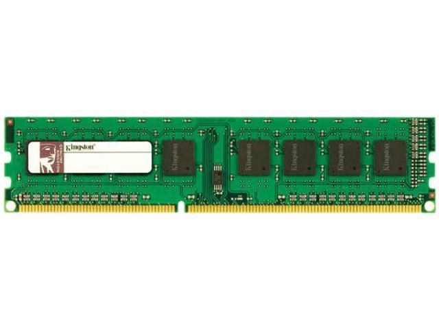 Kingston 2GB 240-Pin DDR3 SDRAM DDR3 1600 (PC3 12800) Desktop Memory Model HP655409-150-HYCG