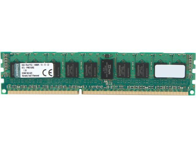 Kingston 8GB ECC Registered DDR3 1866 Server Memory Model KFJ-PM318/8G