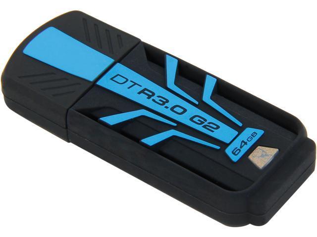 Kingston DataTraveler R3.0 G2 64GB USB 3.0 Flash Drive Model DTR30G2/64GB